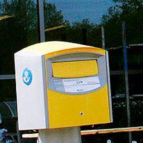 brevlåda posten