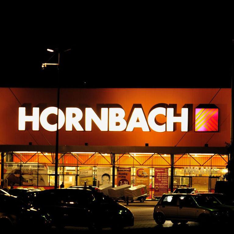 hornbach öppettider