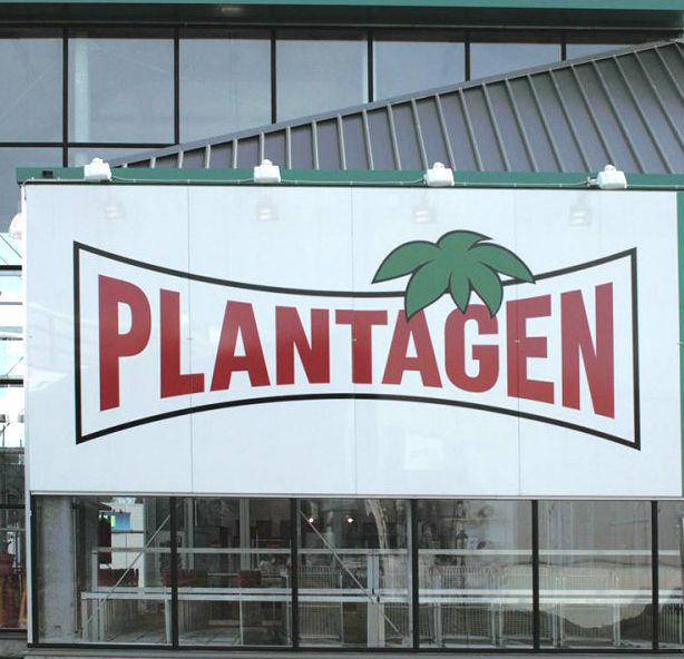 Plantagen öppettider växjö