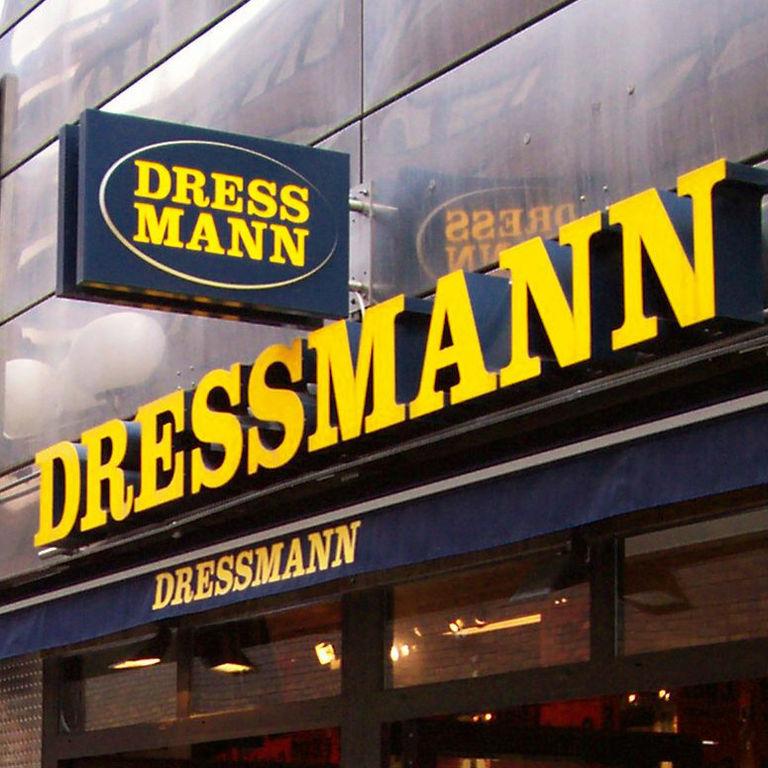 dressmann xl göteborg