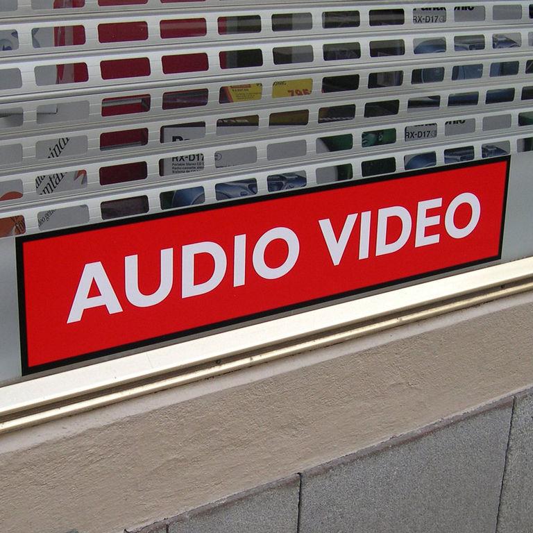 audio video åmål