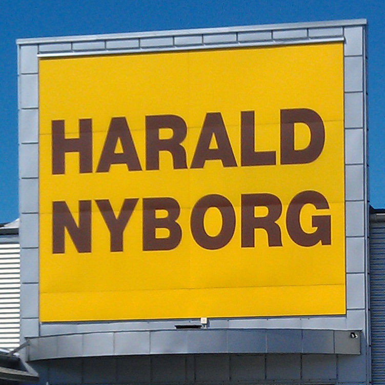 Harald Nyborg Varbergöppettider, adress, telefon