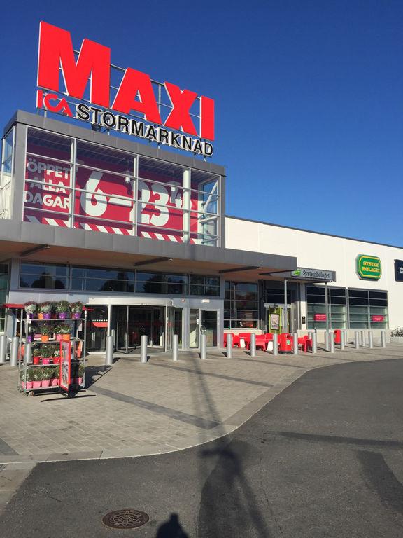 Ica Maxi Örebro Universitet Erbjudande